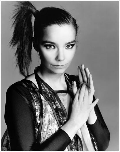 Björk, cantora
